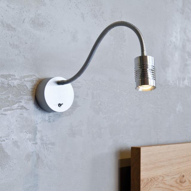 OLIGO JUST A LITTLE LED wall light / spotlight