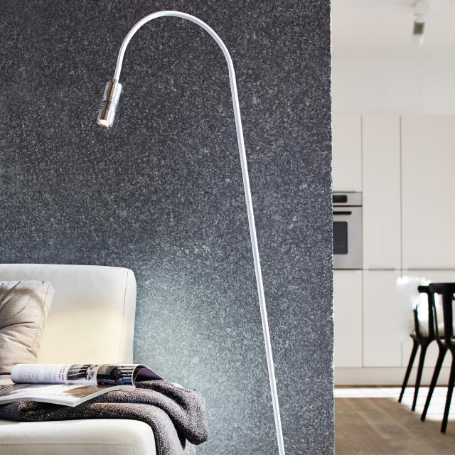 OLIGO Plus A LITTLE BIT COLOUR LED floor lamp with dimmer