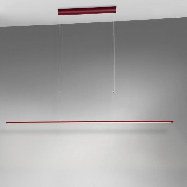 OLIGO Plus LISGO SKY Straight Max LED pendant light with dimmer