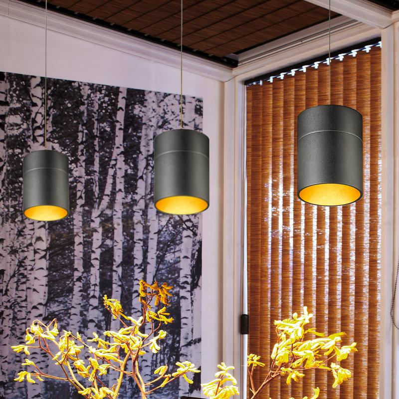 Oligo Tudor M Led Pendant Light With Adjustable Height And Dimmer