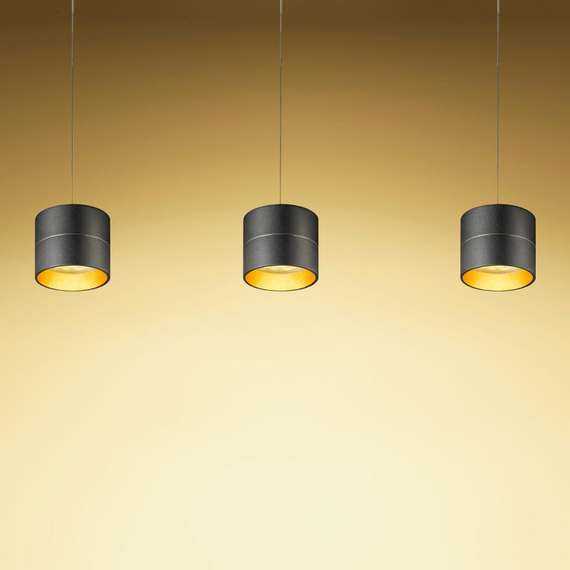 Oligo Tudor S Led Pendant Light With Adjustable Height And Dimmer