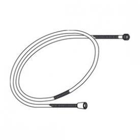 Oras metal shower hose L: 1500 mm for Ventura, Alessi, Fontana, Sonata