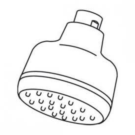 Oras overhead shower