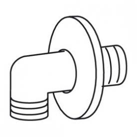 Oras wall elbow