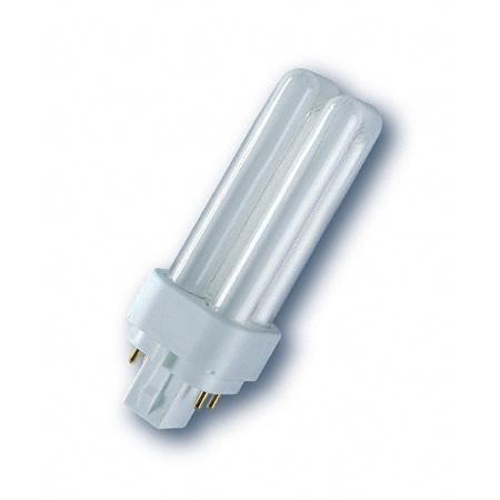 Osram Dulux D/E for electronic ballast, G24q