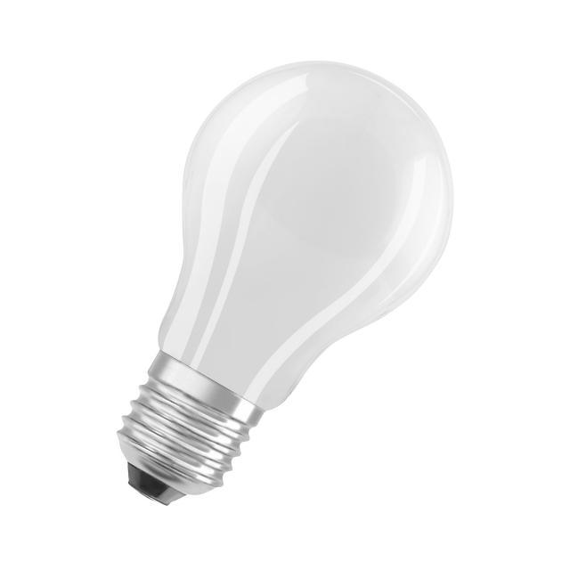 Osram LED Retrofit Classic A, E27 dimmable