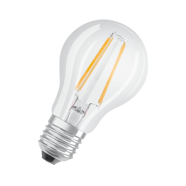 Osram LED Star Plus GLOWdim Retrofit Filament Classic A, E27 dimmable