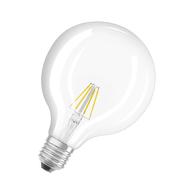 Osram LED Star Retrofit Filament Globe 125, E27