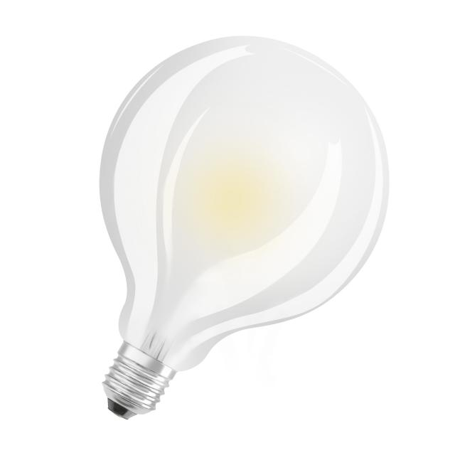 Osram LED Star Retrofit Filament Globe 95, E27