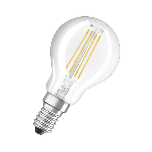 Osram LED Superstar Retrofit Filament Classic P, E14 dimmable