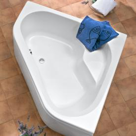 Ottofond Ancona corner bath with bath support