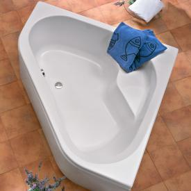 Ottofond Ancona corner bath with panel