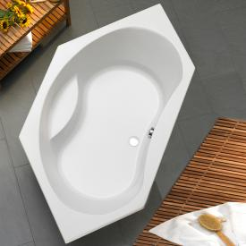 Ottofond Aqaba corner bath without support