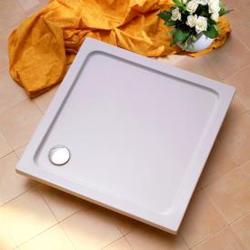 Ottofond Aruba rectangular shower tray without support