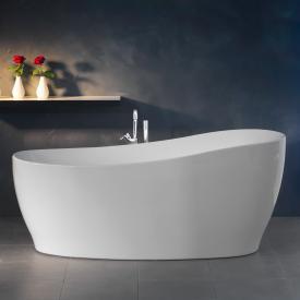 Ottofond Aviva freestanding oval bath white