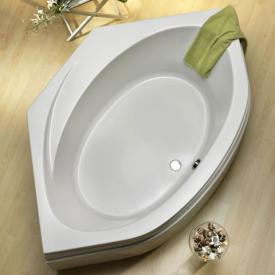 Ottofond Canary corner bath with panel with panel