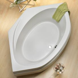 Ottofond Canary corner bath with support