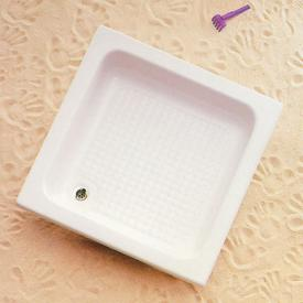 Ottofond Capri square shower tray without tray support