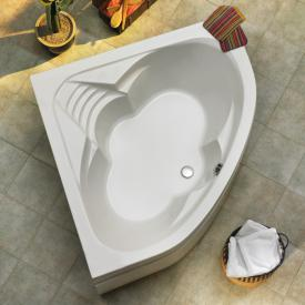 Ottofond Cascade corner bath without support