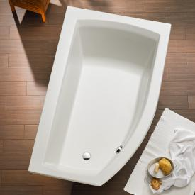 Ottofond Cedros compact bath, model A right version