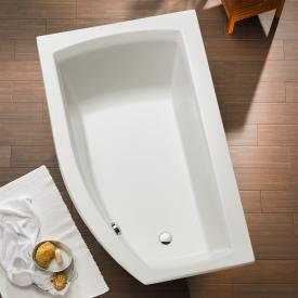 Ottofond Cedros compact bath, model B left version