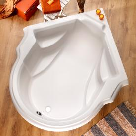 Ottofond Classique special-shaped bath with bath support