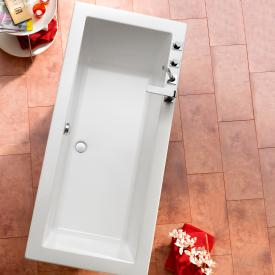 Ottofond Cubic rectangular bath with support
