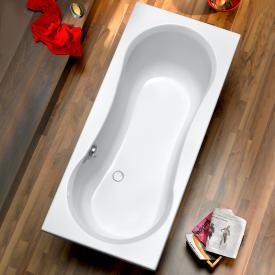 Ottofond Delphi rectangular bath with support