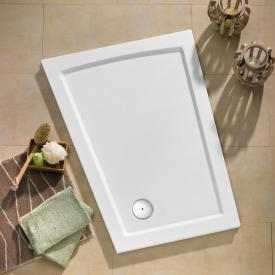 Ottofond Eclipse shower tray, model A right version