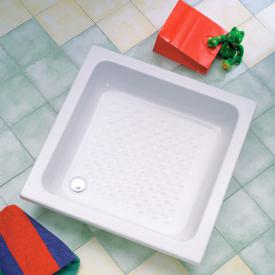 Ottofond Elba square shower tray with support