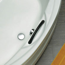 Ottofond handles for Siam white