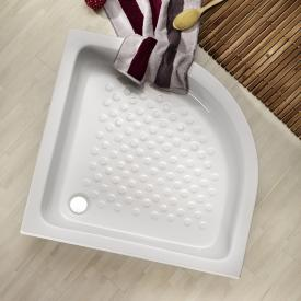 Ottofond Java quadrant shower tray without support