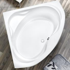 Ottofond Madras corner bath with bath support