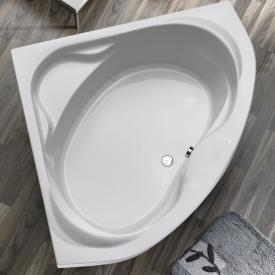 Ottofond Madras corner bath with support