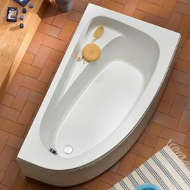 Ottofond Marina corner bath with panel