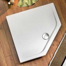 Ottofond Maui F pentagonal shower tray with support
