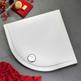 Ottofond Maui VK quadrant shower tray without support