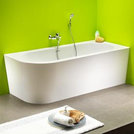 Ottofond Modena Corner bath, left version