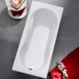 Ottofond Nixe rectangular bath without support