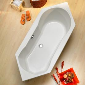 Ottofond Ravenna hexagonal bath with support
