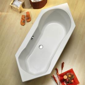 Ottofond Ravenna hexagonal bath without support