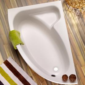 Ottofond Salinas corner bath with panel