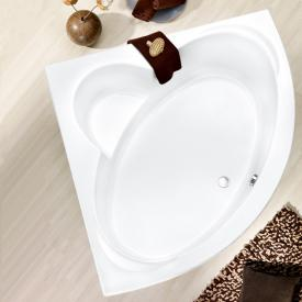 Ottofond Sardinia corner bath with bath support