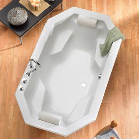 Ottofond Sumatra octagonal bath with support
