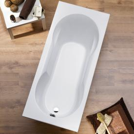 Ottofond Viva rectangular bath with support