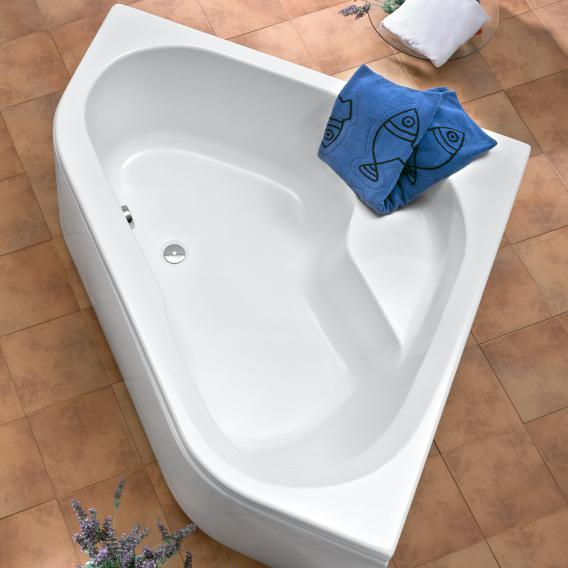 Ottofond Ancona corner bath with panelling