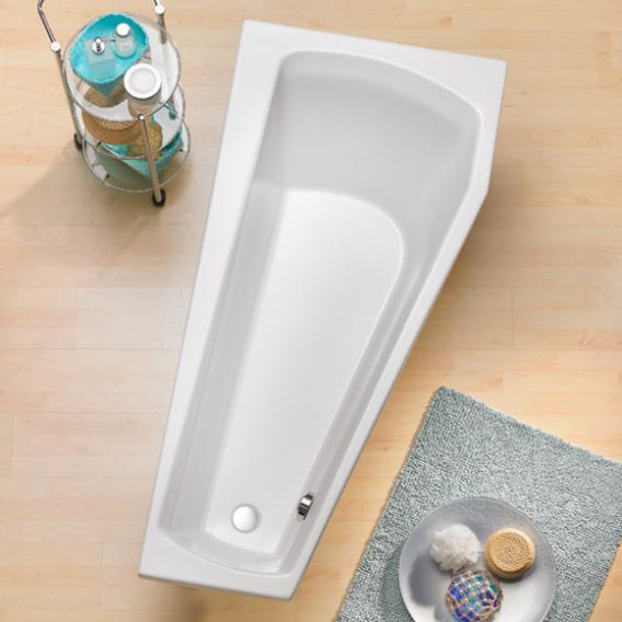 Ottofond Bahia compact bath model A - right version