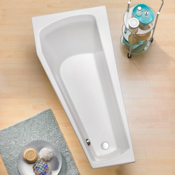 Ottofond Bahia compact bath model B - left version