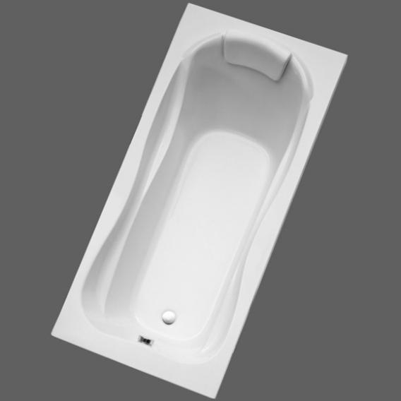Ottofond Jamaica rectangular bath with support