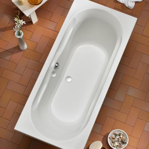 Ottofond Madera rectangular bath with support